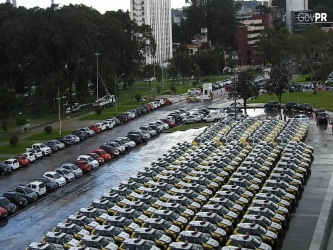 Polícia Militar recebe 150 novas viaturas