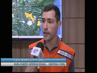 É-PARANÁ - Defesa Civil Alerta