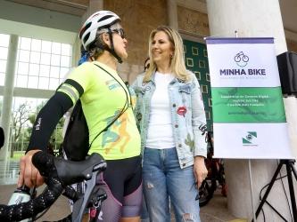 Cadastro de bicicletas garante seguran�a a propriet�rios