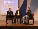 Veja como foi o primeiro programa Paraná Faz Esporte