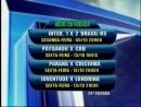 É-Esporte -Rodada Série B - 13/10