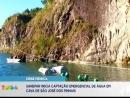 Sanepar inicia captação de água em cava de São José dos Pinhais