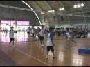 Atletas de Voleibol se reúnem na SEES