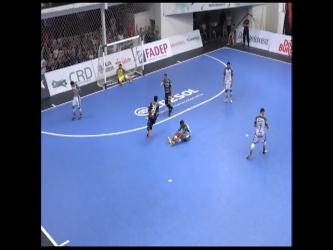 Futsal: Marreco x Foz