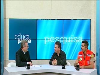 Educa Paraná | Simepar e Def. Civil | Bloco 1 - 05/12/2018