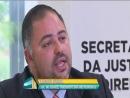 Entrevista sobre Seguro Desemprego para o Paraná TV com o secretário Artagão Júnior