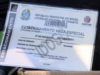 Estacionamento Idosos   Almoço com o Paraná 21/12/2018