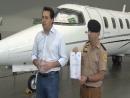 Ratinho Junior devolve avião alugado que era usado pelo governo