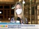 Paraná ultrapassa mil mortes e soma 43.095 casos confirmados da Covid-19