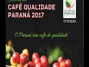 Concurso Café Qualidade Paraná