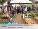 Nova horta comunitária é inaugurada em Curitiba