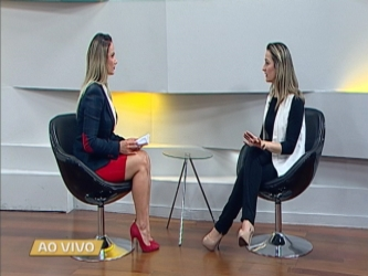 Educação Financeira com Audrey Barnech   Almoço com o Paraná 18/10/2018