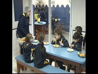 Dia Mundial da Alimentação   Almoço com o Paraná 17/10/2018