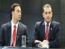 Evandro Rogério Roman participa de audiência do Ministério Publico