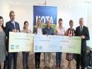 Moradores de Curitiba e da Região Metropolitana recebem prêmios do Nota Paraná