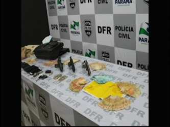 Polícia Civil prende suspeitos de manter casal refëm