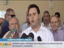 Governo do Estado libera recursos para pavimentação de ruas e avenidas de Cianorte e Umuarama