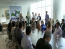 Prefeitos se encontram com governador e recebem Van para premiação dos Jarcans