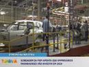 Com a maior taxa do País, produção industrial do Paraná cresce 6,9%