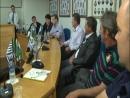 Planalto: Secretário Roman se reúne com autoridades e confere de perto a final da Copa Iguaçu de Fus