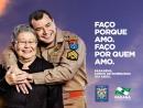 Homenagem aos 104 anos do Corpo de Bombeiros do Paraná