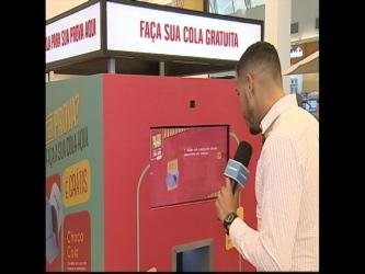 Maquina de Cola   Almoço com o Paraná 19/10/2018