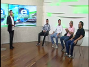É-Esporte de Domingo - bloco1 - 1/10 - Paraná