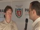 Vereador de Siqueira Campos agradece Secretaria de Esporte por materiais recebidos
