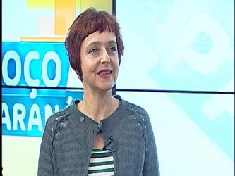 Edith Camargo no Teatro Sesi   Almoço com o Paraná 19/10/2018