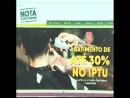 Nota Curitibana tem prêmio de R$150 mil