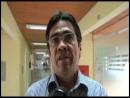 Prefeito de Cafelândia na Secretaria do Esporte