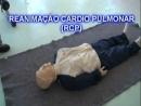 Reanimação Cardio Pulmonar - RCP