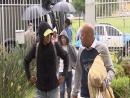 Mais um grupo da Venezuela é recepcionado no Paraná