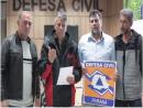Caminhoneiros apoiam Defesa Civil em cargas prioritárias