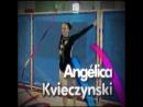 Angélica Kvieczynski, da ginástica rítmica, apoia Movimento Paraná sem Corrupção