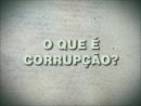 Alunos de escolas estaduais falam sobre corrupção - Parte 01