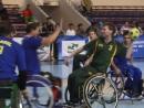 Curitiba recebe o 1º Mundial de Handebol em Cadeira de Rodas
