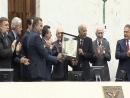 Governador participa de homenagem a Oriovisto Guimarães