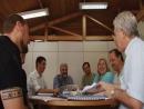 Representantes da SEES discutem Contrato de Gestão 2013