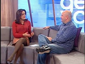 Gente.com - Bloco 01 - Entrevista com André Fernandes