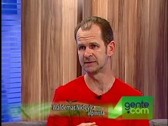 Gente.com - Bloco 03 - Entrevista com Waldemar Niclevicz
