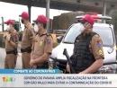 Governo do Paraná amplia fiscalização na fronteira com São Paulo