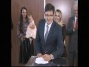 Cida Borghetti dá posse ao novo presidente da COHAPAR