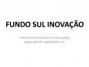 Fomento Paraná promove Seminário de Crédito para Inovação e apresenta o Fundo Sul Inovação