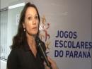 Coordenadora da SEES nos Jogos Escolares avalia a competição até esta terça/14-05-13