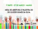 1º Seminário Regional sobre Abordagem e Enfrentamento ao Racismo Institucional - Manhã