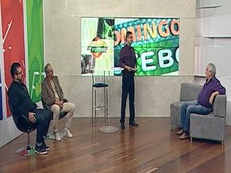 Domingo com Futebol 16/09 Parte 1