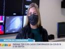 Paraná tem 3331 casos confirmados da Covid-19 e 156 óbitos