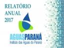 Relatório Anual 2017 Águas Paraná
