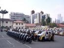 Operação policial reprime crimes em Curitiba